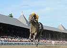Cavorting Drops a Level to Prioress