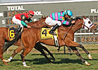 Turf Monster Tops Lucrative Parx Program
