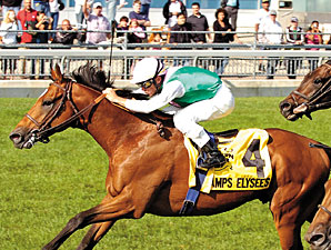 Champs Elysees Wins Northern Dancer