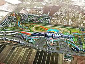 China Looking at Meydan-type Development