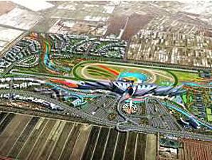 China Looking at Meydan-type Development