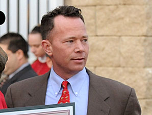 Trainer Grove Suspended for Six Months, Fined