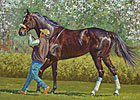 Zenyatta Painting, Prints to Benefit Charity