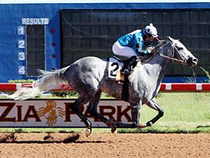 Chuchuluco Gives Juarez Milestone Win
