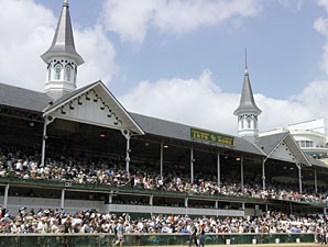Derby, Oaks Top Churchill's Spring Meet