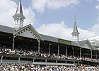 Oaks, Derby Forecast: Cloudy but No Rain