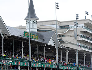 2014 Kentucky Racing Dates Approved