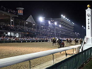 Churchill Downs to Install Permanent Lights