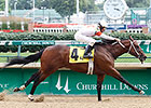 Cinco Charlie Standout in Five-Horse Futurity