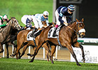 Cladocera Captures Meydan's Balanchine Stakes