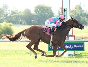 KY Cup Turf: Cloudy's Knight Sharp in Return