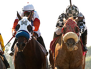 Clubhouse Ride wins the 2014 Californian.