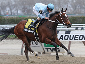 Cluster of Stars Stays Unbeaten in Distaff