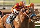 Coil Spoils Santa Anita Sprint Championship