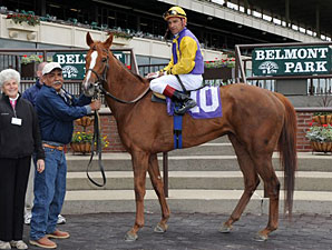 Velasquez Rides Four Winners From Six Mounts