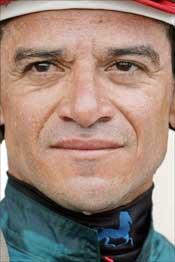 Saratoga Riders Jockey For Position
