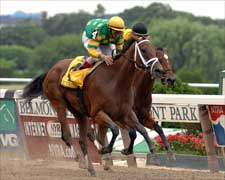Cotton Blossom Upsets Dream Rush in Acorn