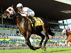 Court Vision Shows His Style in Woodbine Mile