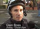 Cox Plate: Jockey Glen Boss -  Ocean Park