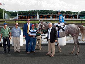 Cozzetti  wins the 2012 American Derby.