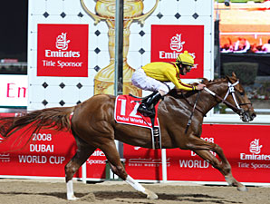 Curlin Could Face Einstein in Foster