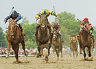 Preakness Not as Easy as 1, 2, 3