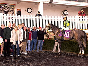 Cutty Shark Allowance Win, December 19, 2014.