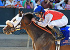 Cyber Secret&#39;s Win Streak on Line in Alysheba