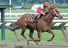 Futurity: D&#39; Funnybone a Star in the Making