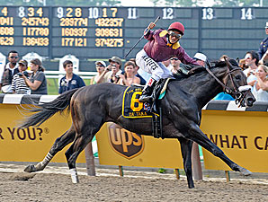 Belmont Stakes Still Made History
