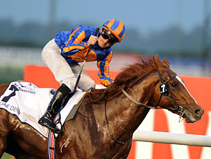 Daddy Long Legs wins the UAE Derby.