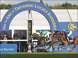 Dalakhani Completes French Derby-Arc Double