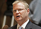 Thayer Reveals Clients, Calls for Gaming Vote