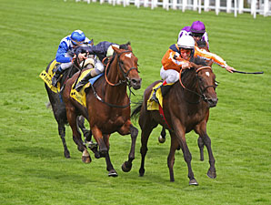 Danedream Denies Nathaniel to Win King George