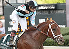 Danza Dominates in Arkansas Derby Shocker