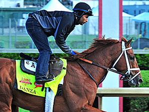 Danza - Churchill Downs, May 1, 2014