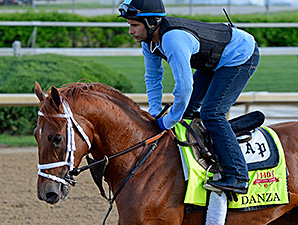 Danza Puts Eclipse in Derby Spotlight