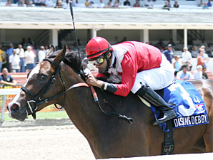 Jackson Buys Another Medaglia d'Oro Filly