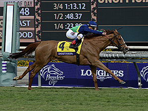 Dayatthespa Earns Female Turf Eclipse