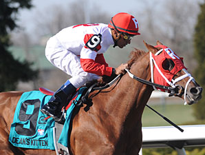 Dean's Kitten Tepid Choice in Hawthorne Derby