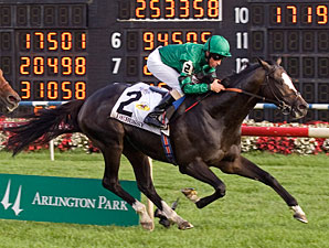 Debussy Catches 'Gio' in Arlington Million