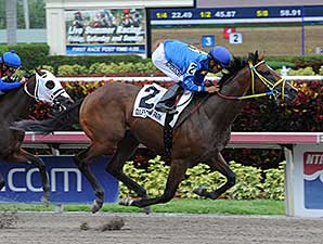 Dekabrist wins the 2014 Kodiak Island Stakes.