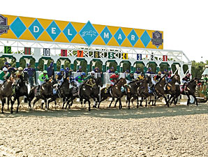 Retroactive Overnight Purse Boost at Del Mar