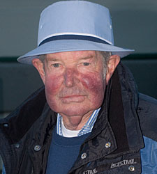 Bay Area Trainer Dennis Patterson Dies at 77