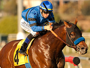Den's Legacy Heads Modest Field in Affirmed