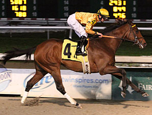 Overlooked Illinois Derby Comes Up Strong