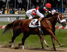 Diabolical Digs Down, Captures Maryland Sprint