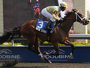Dixie Strike wins the 2012 Selene.