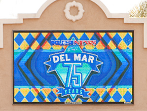 Del Mar's Numbers Up After First Week
