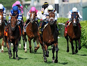 Doubles Partner Dazzles in American Turf Win